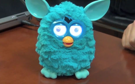 The Furby Is Back-resurrected from 1998 -all apped-up! No off switch! | A Cultural History of Advertising | Scoop.it