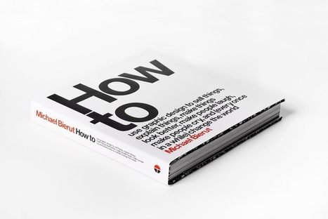How to: Turn Your Graphic Design Career Into a Book | AIGA Eye on Design | American Biblioverken News | Scoop.it