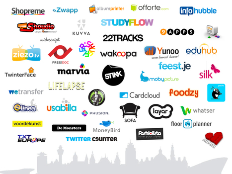 The Dutch Startups - visual for my #tnw2011 presentation tomorrow | TNW Conference 2011- Amsterdam, April 27, 28 and 29 | Scoop.it