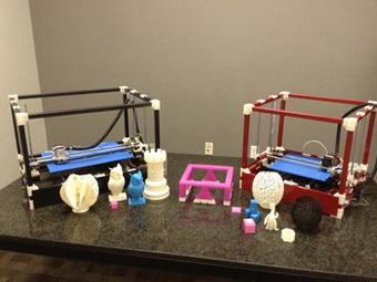 RigidBot 3D printer on Kickstarter (video)   Digital Design and Manufacturing   Scoop.it