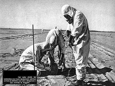 Témoignages de vétérans des essais nucléaires français - Faïdos Sonore | Autres Vérités | Scoop.it