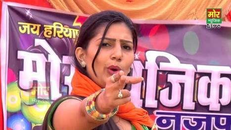 Fancy Suit Sapna Dance Video | Sapna Dance | Scoop.it