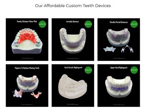 Buy Hawley Retainer Online – Custom Teeth