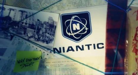 Google révèle l'existence d'un mystérieux projet baptisé « Niantic Project » | Luc Koukoui | Scoop.it