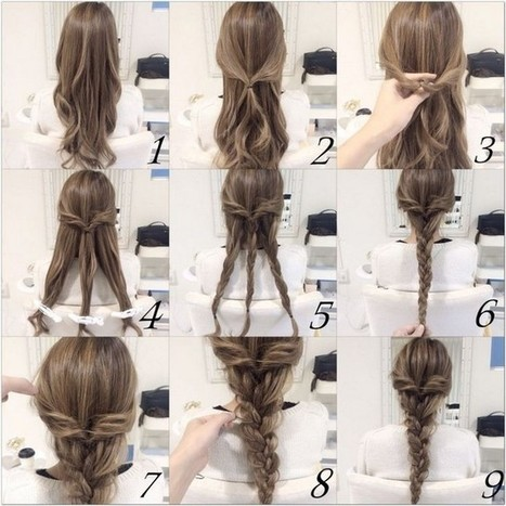 Top 16 Tutorial Per Acconciature Capelli Lungh