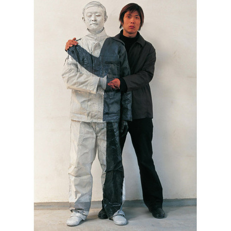 The invisible man: Liu Bolin's camouflage artwork - Telegraph | Art contemporain Photo Design | Scoop.it