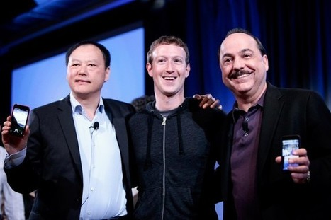 Facebook's 'Phone' Is Another Triumph of Mediocrity | Gadget Lab | Wired.com | Technology and Internet | Scoop.it