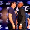 Lutador brasileiro Anderson Silva mais uma vez perdeu a disputa no UFC 168, na madrugada deste domingo
