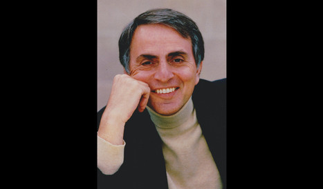 Carl Sagan: 'Science Is a Way of Thinking' | Teacher Tools and Tips | Scoop.it