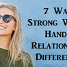 Resilient Relationships