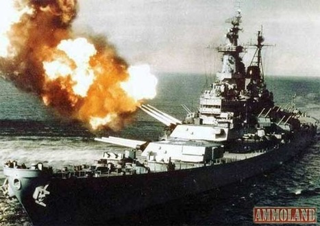 DELAWARE: Gun barrel salvaged from the USS Missouri | State parks | Scoop.it