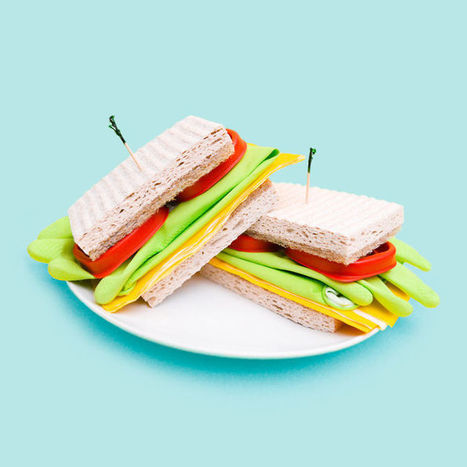 #Food Not Food: I Can't Cook So I Make Food Out Of Everyday Items - #Photo | Design Ideas | Scoop.it