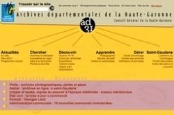 Haute-Garonne : dix ans de plus pour l'état civ... | Histoire Familiale | Scoop.it