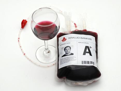 Surprise de sang pour l'arrivée du Beaujolais Nouveau | Communication Agroalimentaire | Scoop.it