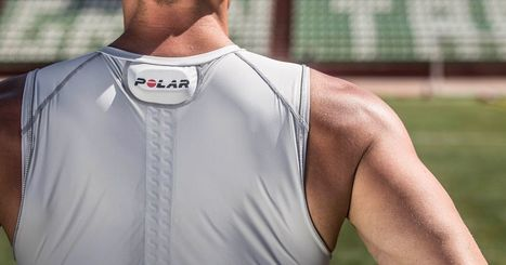 Polar's next fitness wearable is a smart shirt | Salud Conectada | Scoop.it