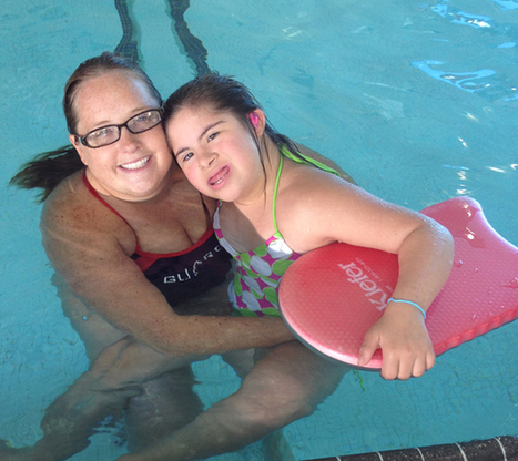 Got kids with special needs? DFW YMCAs offer adaptive swimming lessons - Dallas Morning News (blog) | Social Skills & Autism | Scoop.it