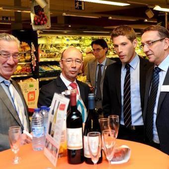 Tournai: deux vins aux couleurs de la ville | Articles Vins | Scoop.it