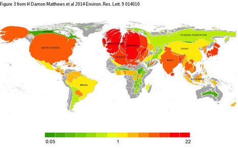 New global warming data shows which countries are most responsible | Life on Earth | Scoop.it