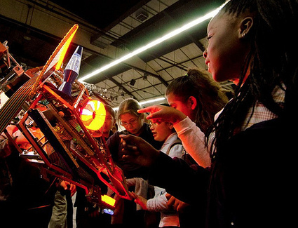Maker Faire Educational Outreach | Guilds 2.0 for Creatives | Scoop.it