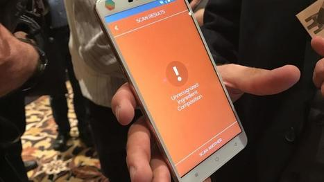 Este smartphone detecta fruta fresca y viagra falso   Innovación   Scoop.it