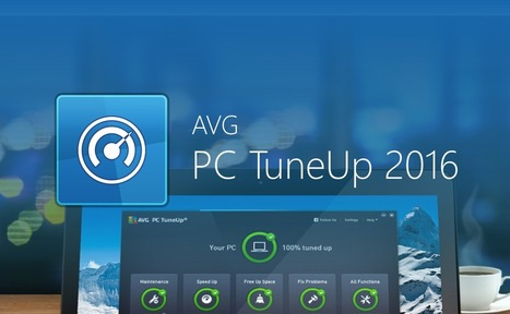 AVG PC TuneUp 2016 Serial Keys with Crack Free Download   Full Version Softwares   Scoop.it