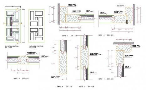 3 bhk autocad plan free download, 3 BHK Apartme