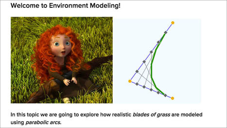 Pixar In A Box Teaches Math Through Real Animation Challenges | Learning with Mobile Devices | Scoop.it