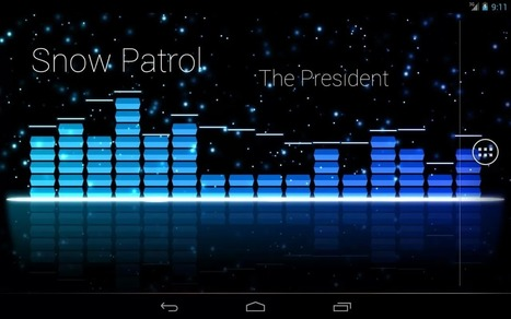Audio Glow Live Wallpaper v2.0.0 | ApkLife-Android Apps Games Themes | Android Applications And Games | Scoop.it