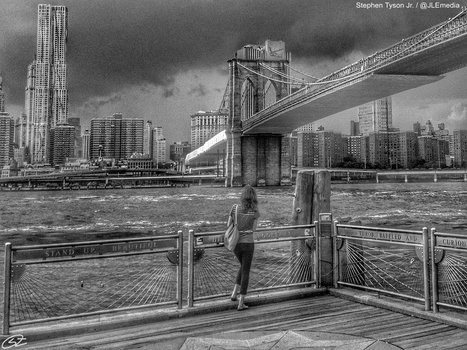 "NYC - ""A Storm is Brewing"" 