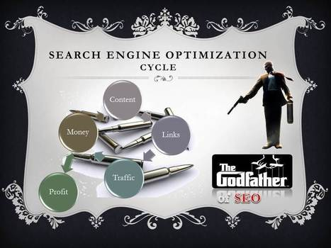 THE SEO GODFATHER BOOK II Part 2: The SEO Assistant's Social and SEO Cycle | Project Assistant | SEO & Webdesign | Scoop.it