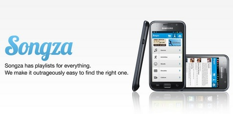 Google in talks to buy music streaming company Songza | Music business | Scoop.it