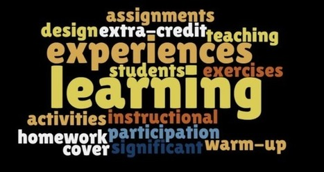 Word Choice: What You Call It Matters to Teaching and Learning | Higher Education Topics & Resources | Scoop.it