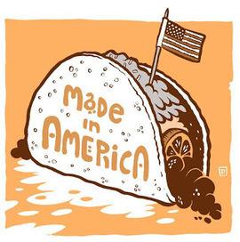 La folie des tacos aux USA | Fêtes Gourmandes | Scoop.it