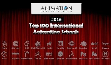 GOBELINS, classée MEILLEURE école d'animation au monde pour la 2e année consécutive ! | Machines Pensantes | Scoop.it