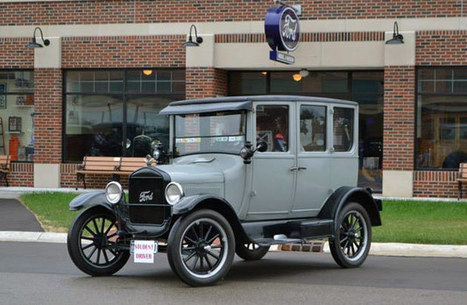 ETC: Michigan museum offers Model T driving classes | Cars and Road Safety | Scoop.it