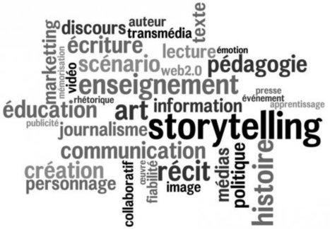 Storytelling et enseignement - Doc pour docs | Autour de l'info doc | Scoop.it