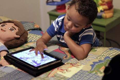 Benefit of mobile apps for toddlers questioned - Worcester Telegram | Homeschoolsource | Scoop.it