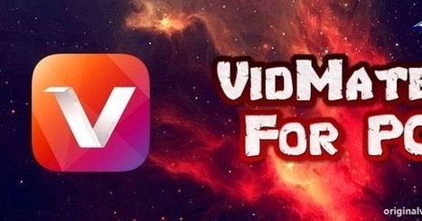 Original VidMate Application   Scoop it