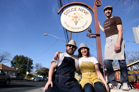 From Fabriano, Le Marche to Austin, Texas | Italian gelato shop Dolce Neve opens in South Austin - The Daily Texan | Le Marche another Italy | Scoop.it