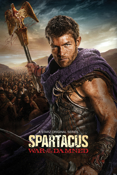 Spartacus war of the damned gif on gifer by mezigal.