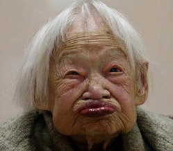 Whole-genome sequences of 17 of the world's oldest living people published | KurzweilAI | Multi- gene | Scoop.it