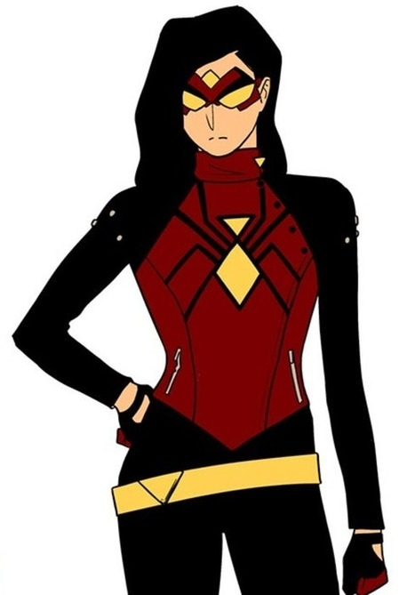 SPIDER-WOMAN Gets a New Costume | Comic Books Artists | Scoop.it