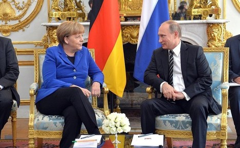 Time of Uncertainty: How the EU and Germany See Today's Russia   Russia   Scoop.it