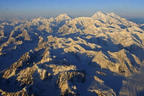 Mount McKinley officially renamed Denali   Geography Education   Scoop.it
