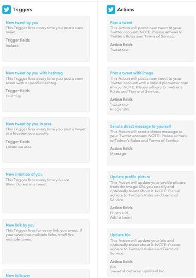 IFTTT Recipes for Social Media Marketers Social Media Examiner | Social-ization | Scoop.it