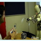 Researchers investigate early language acquisition in robots - Cordis News | Language Matters | Scoop.it