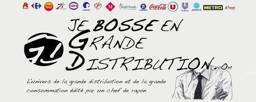Gentit 2 0 Partageur 2 0 Je Bosse En Grande Distribution Moi Qr