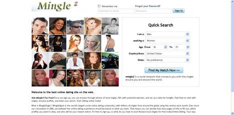 Www mingle2 com login
