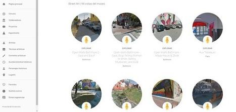 Google Street Art ahora en Street View de alta resolución en 360º | ARTE, ARTISTAS E INNOVACIÓN TECNOLÓGICA | Scoop.it