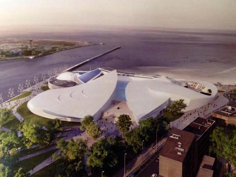 Boulogne : le dossier Vinci a été choisi pour construire Nausicaà IV | Tourisme Boulogne-sur-Mer | Scoop.it